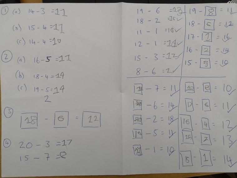 Leo's magnificent maths