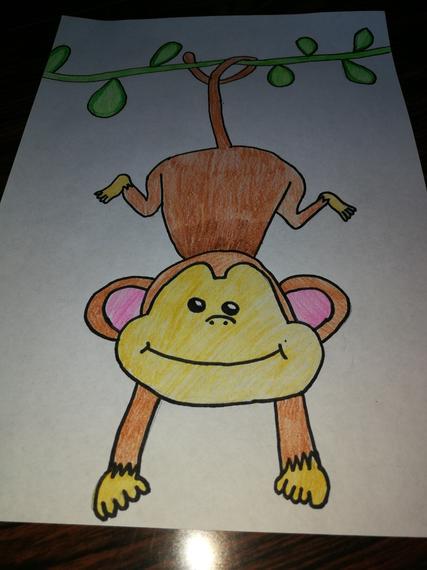 Jasmine's monkey