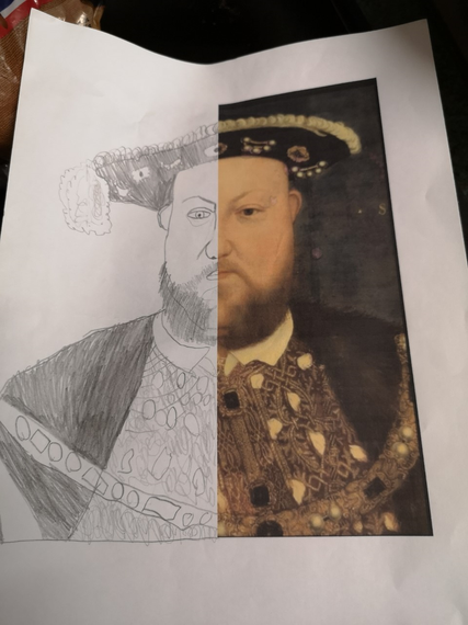 A superb Henry VIII by Bailey