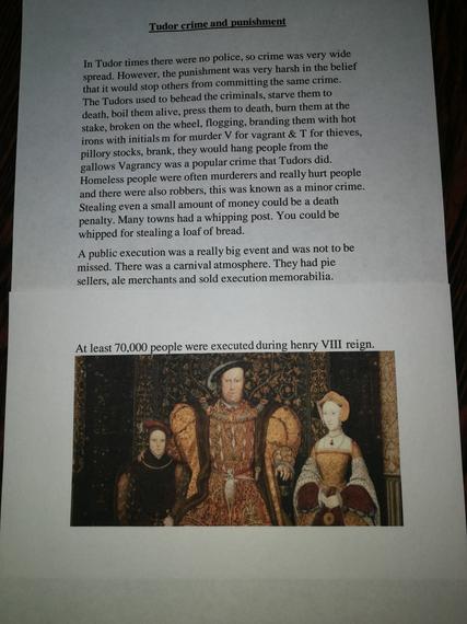 Jasmine's Tudor research