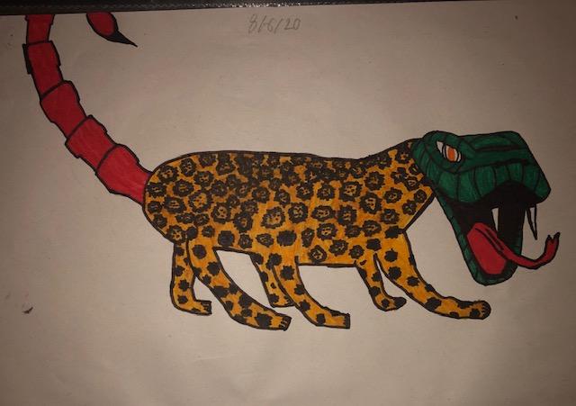 Vinny's fabulous animal design