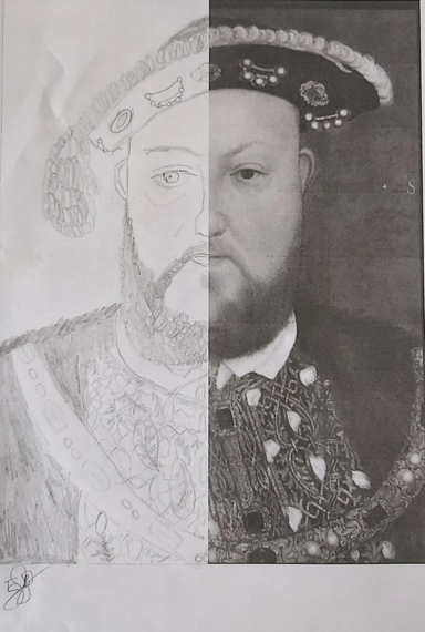A fabulous Henry VIII by Evie
