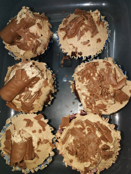 Jasmine's great cup cakes