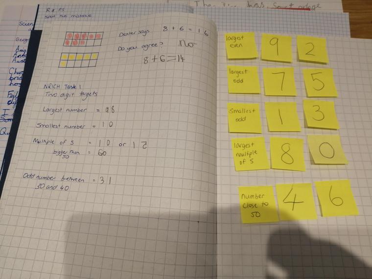 Alice's super maths challenge