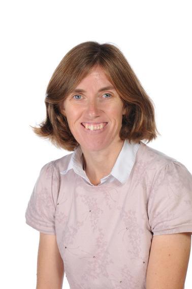 Mrs Helen Hill Year 5 Class Teacher