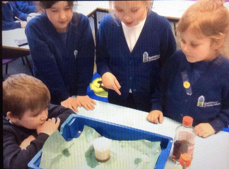 Can you make a fizzy liquid?