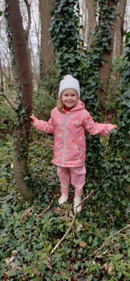 Danusia's tree walk