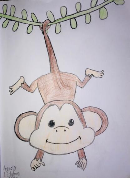 Vinny's monkey