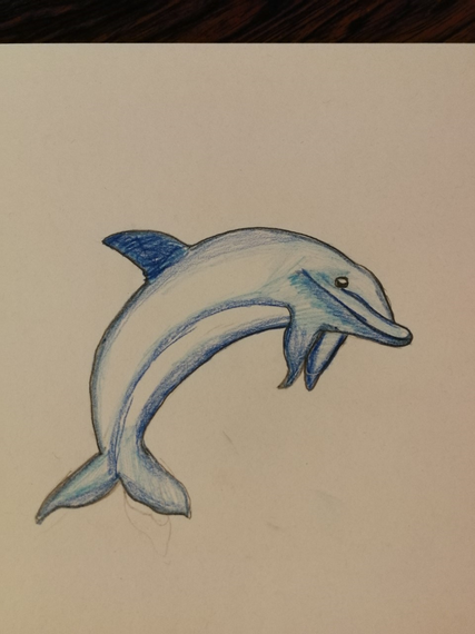 Jasmine's dolphin