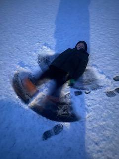Zach's super snow angels