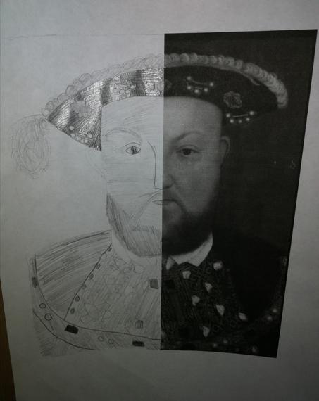 A brilliant Henry VIII by Jasmine