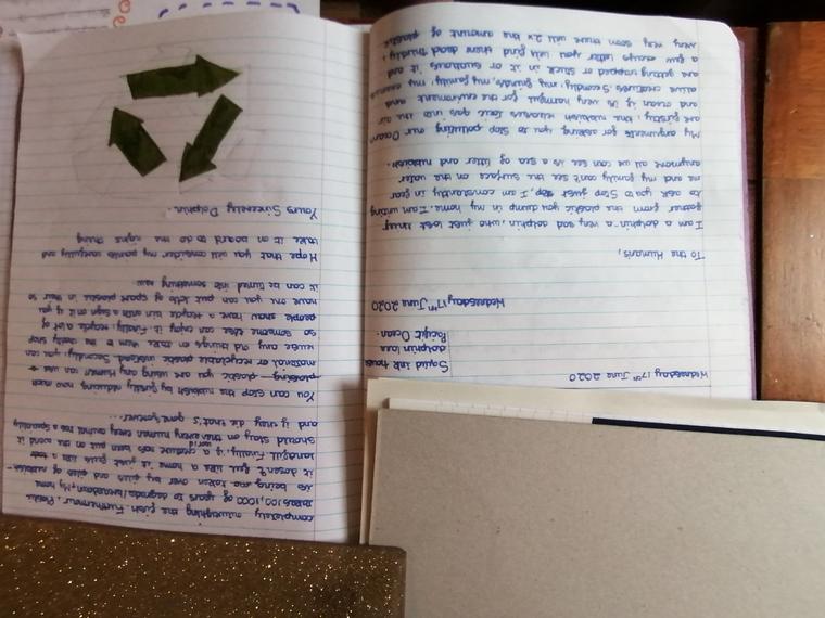 Heidi's letter