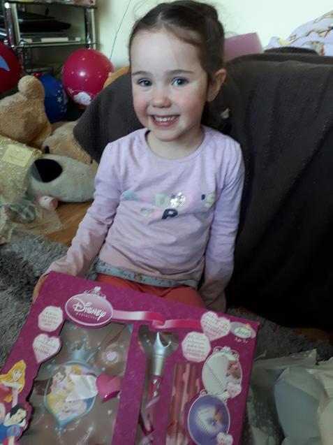 Zoe's Birthday.
