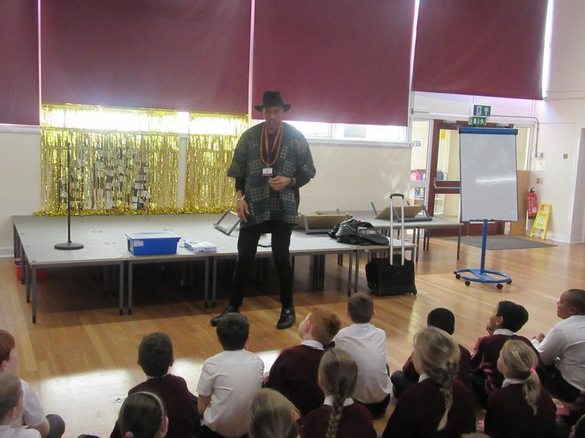 Comedy Poetry Workshop