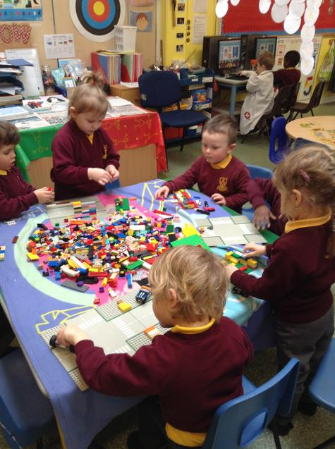 Making hospitals and emergency vehicles.