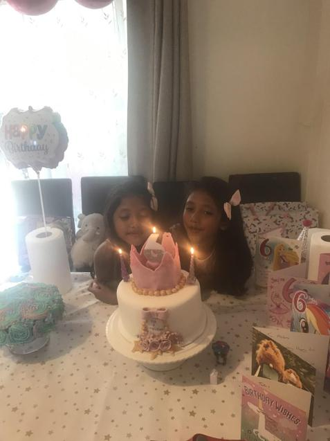 HAPPY BIRTHDAY to Melena and Tia