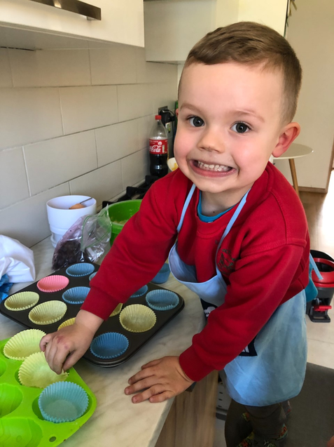 You are busy baking cakes Maciej!