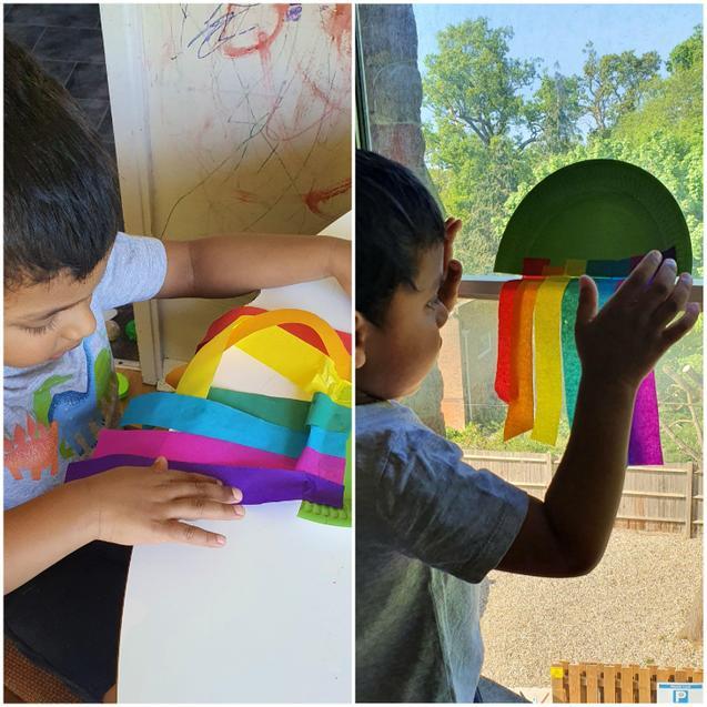 Riyon's rainbow