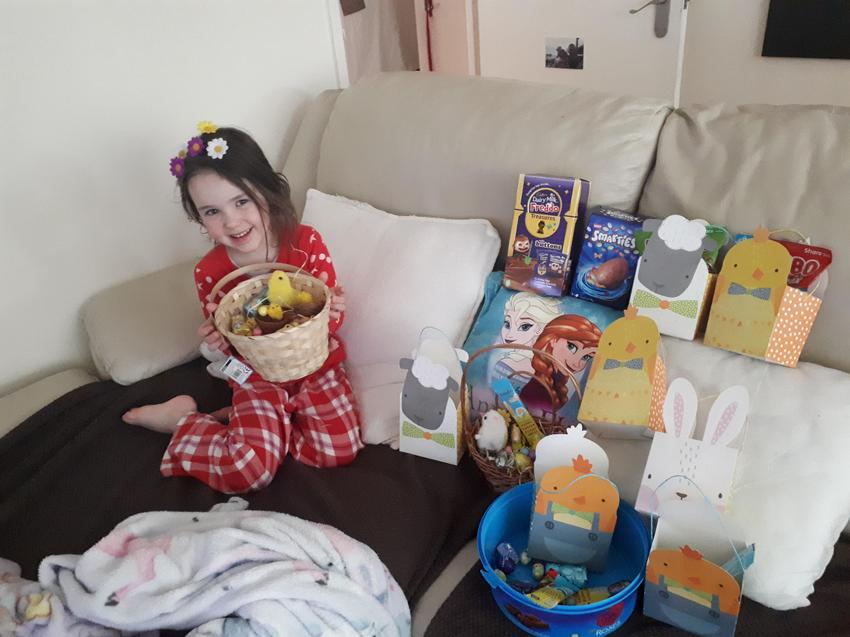 So many Easter Eggs Zoe!