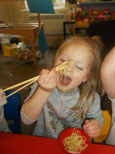 chopsticks at the ready!