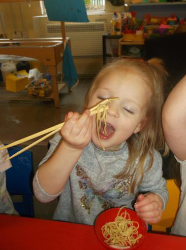 chopsticks at the ready!