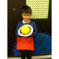 Saturn with some facts from Toby-great effort!