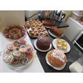 A small selection of the cakes!