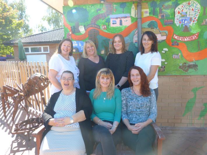 Our WrapAround Care Team