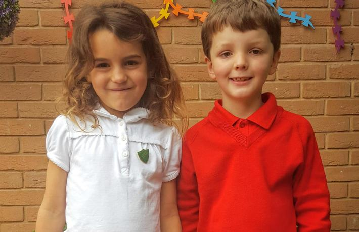 Willow & Archie Year 2