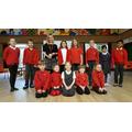 Kath Ryans meets our school council