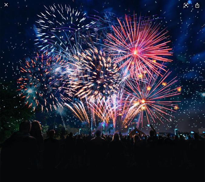 Why do we have fireworks?
