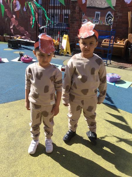 2 Gruffalos