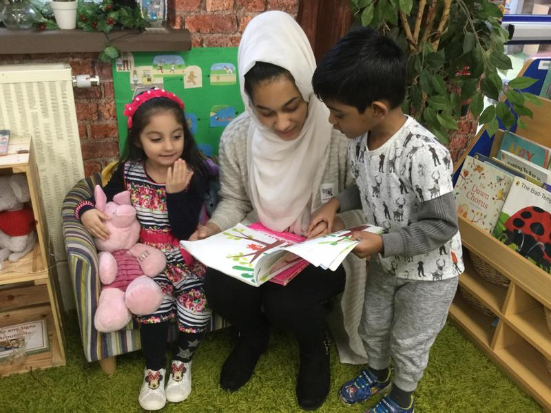 Read with Miss Zohaa