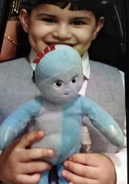 Thank you Ahmed. We so love your Iggle piggle 😃