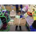 Sahibdeep made a 'Dragon'