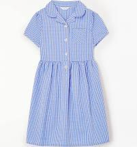 Blue Girls Summer Dress-this is optional