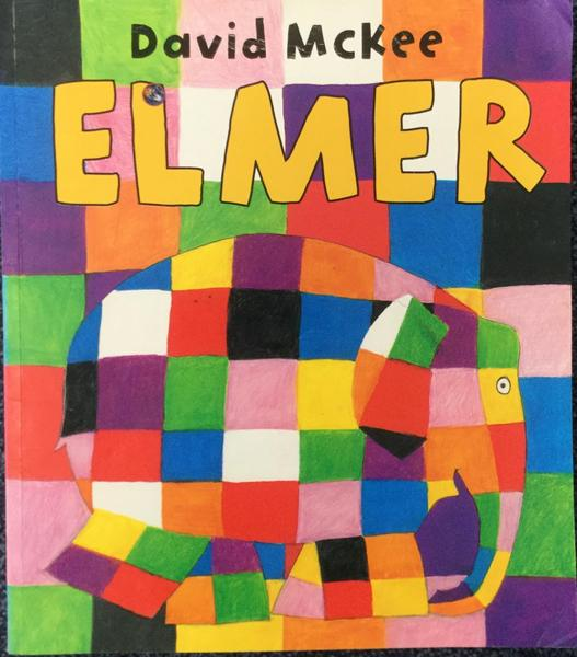 Elmer is different but very unique
