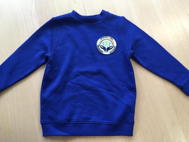 School Logo Jumper - £6.00