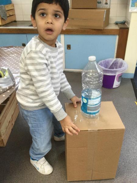 Muh gets a big box