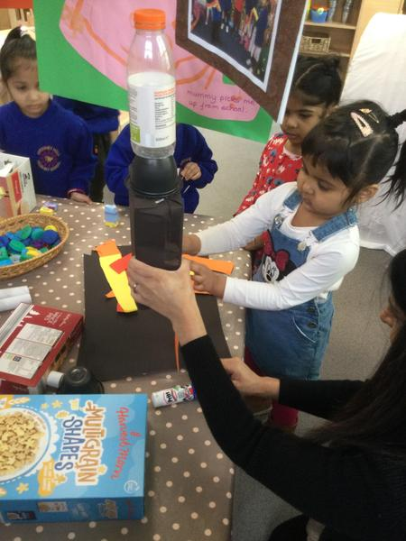 Anwara works with Mrs Kahlon