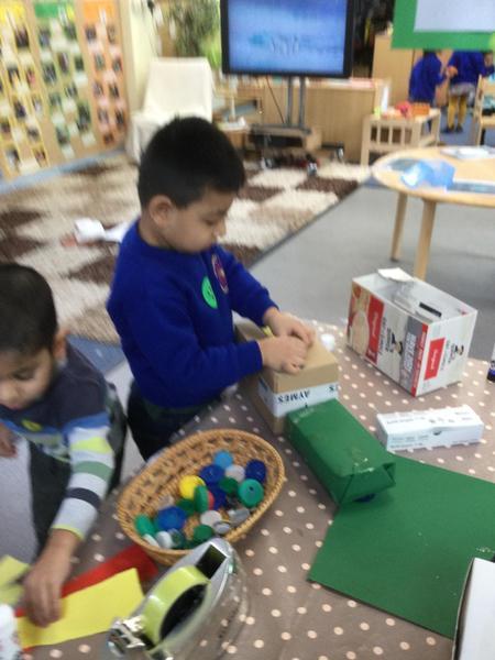 Sahil works independently