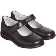 Sensible girls school shoes of your choice