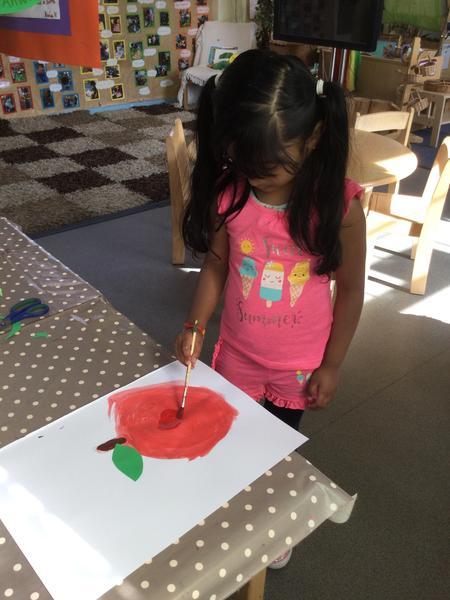 Dhruvi paints1apple