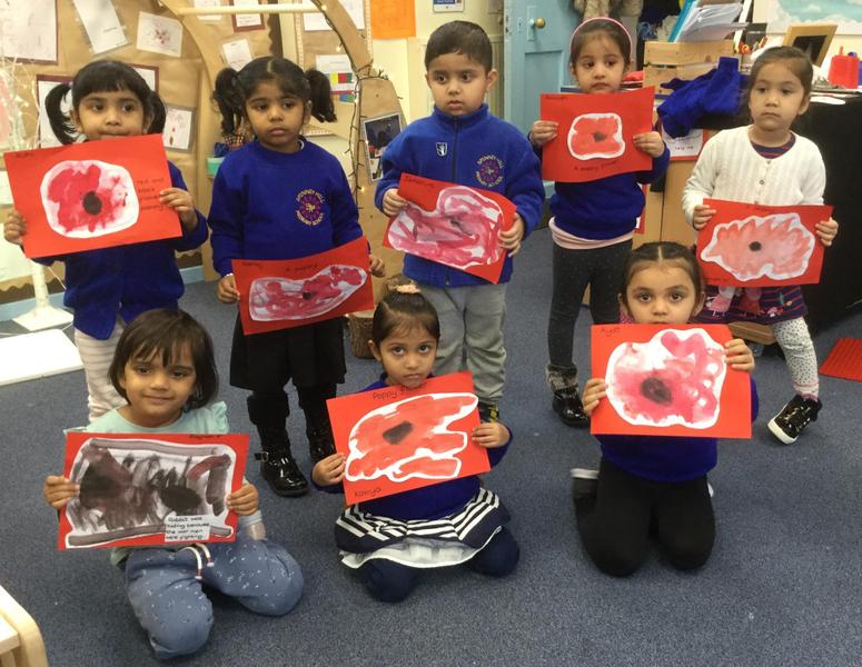 Look at our paintings