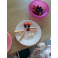 Lily's healthy snack animal