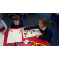 Jellyfish carefully finding fractions