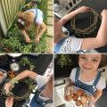 Making an Easter bonnet