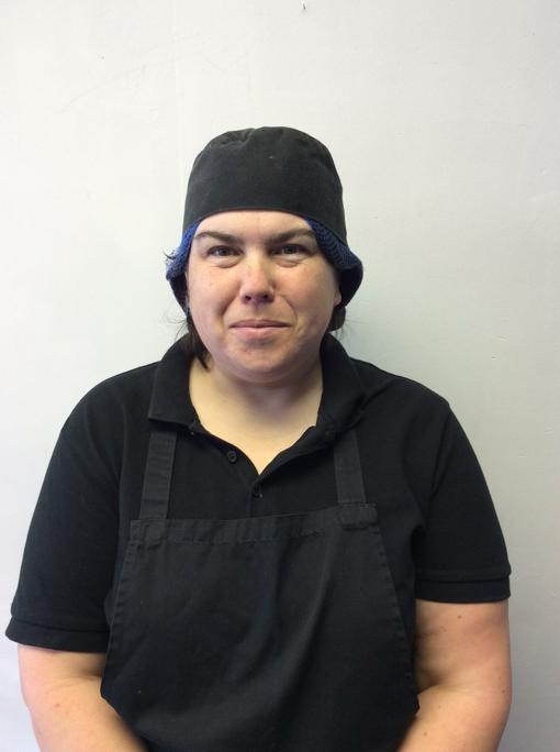 Mrs. K. Owen - Catering Assistant