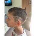 My VE day haircut