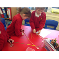 Teamwork-building the tallest structure